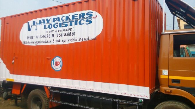 Between City Packers And Movers