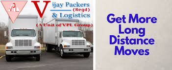 Long Distance Packers and Movers