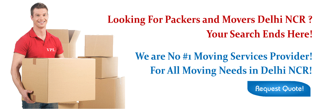 Packers Movers in Delhi NCR Slider